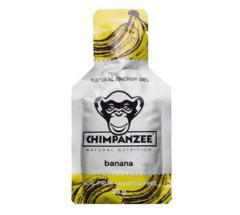 Chimpanzee Energy gel banán 35g