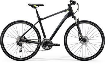 CROSSWAY 300 Matt Black(Green/Grey)
