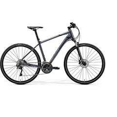 CROSSWAY 500 Glossy Anthracite(Black/Silver)