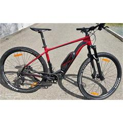 eBIG.NINE 600 Red/Black L(48) - BAZAR