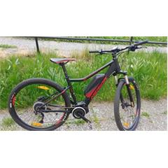 eBIG.TOUR 9.300 Matt Black(Signal Red/Grey) L - BAZAR