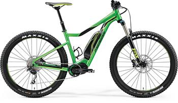 eBIG.TRAIL 500 Glossy Green / Black