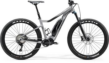 eBIG.TRAIL 800 Matt Anthracite / Black