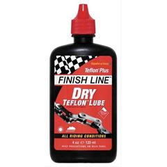 FINISH LINE - mazivo Teflon Plus 4oz/120ml - kapátko