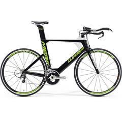 WARP TRI 5000 Black/Green(White)